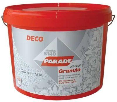 PARADE DECO GRANULO S140 Декоративная штукатурка (15 кг)