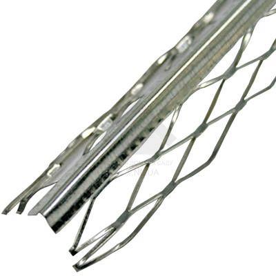 Профиль сетчатый угловой для штукатурки (35х35) 3м