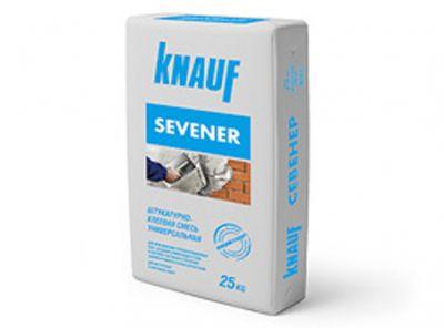 КНАУФ Севенер- штукатурно-клеевая смесь (25 кг)