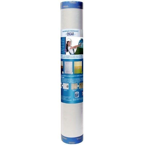 Стеклохолст малярный Oscar Light 50м2х25г/м2.